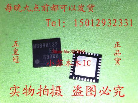 10pcs MB39A132 39A132 Lithium ion batteries with synchronous rectifier DC/DC converter IC 100% New original(China (Mainland))