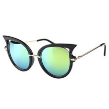 New 2016 Cat Eye Sunglasses Women Luxury Brand Fashion Sunglasses Vintage Oculos Feminino Cateye Glasses Designer For Women's