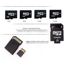 Hot sale  Memory Cards Micro SD Card 2GB 4GB 8GB 16GB 32GB class 10 Microsd TF card Pen drive Flash + Adapter + Reader  T2(China (Mainland))