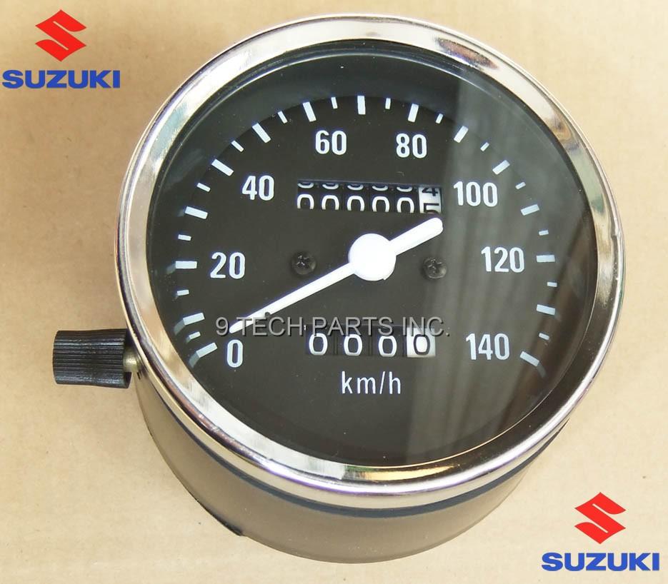 FREE SHIPPING Suzuki GN 250 GN250 Speedometer Clocks Gauges