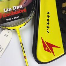 2015 new arrival VT ZF II badminton rackets voltric z force ii Lindan racket padel de badminton VTZF2LD Lindan Exclusive raquete