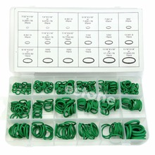 High Quality 270Pcs 18 Sizes O-ring Kit Green Metric O ring Seals Nitrile Rubber(China (Mainland))