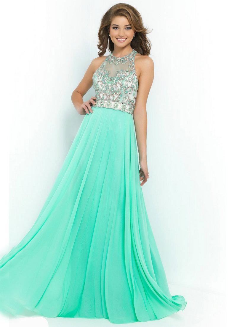 Similiar Green Mint Long Formal Dresses Keywords