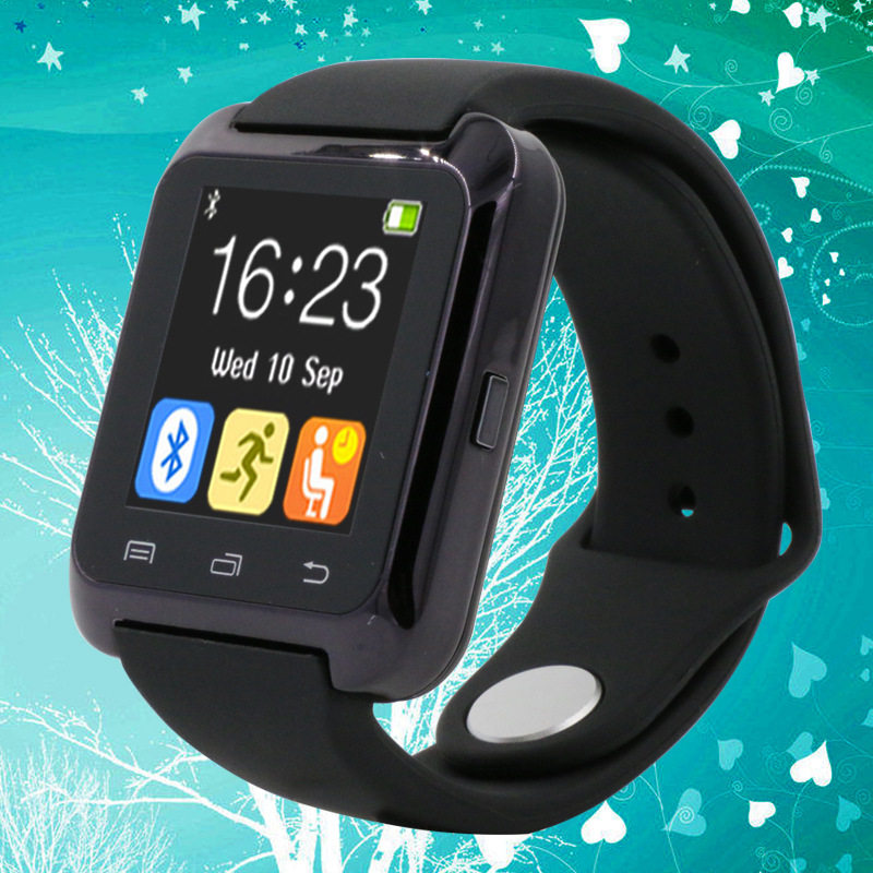 U80 Android Wear All Compatible On Wrist Passometer Reloj For Inteligente Devices Bluetooth Smartwatch For Children