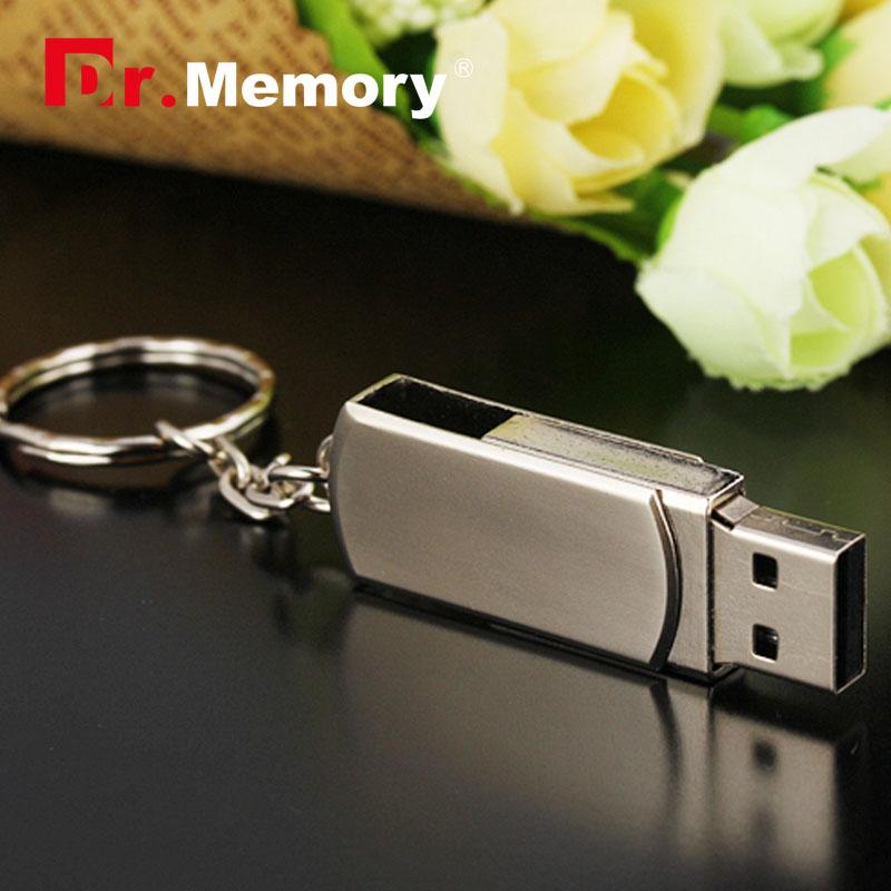 Dr.memory USB 2.0 Metal USB flash drive with barcelet 4G flash drive 8G memory stick 16G flash card pen drive 32G mini USB(China (Mainland))