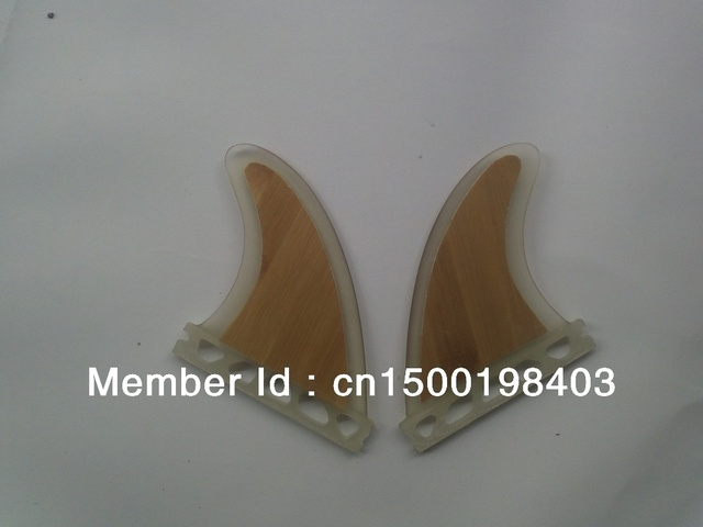 Future/GX/Surfboard fins/FRP materials/Bamboo cover/2 pcs per set/Professional/High quality/Competitive price