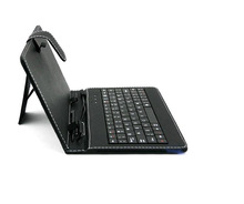 """Leather Case USB Keyboard for 7"""" 8"""" Tablet PC,chuwi hi8 keyboard case,hi8 vi8 t8 talk8x v820w x80hd p70 3g keyboard case(China (Mainland))"""