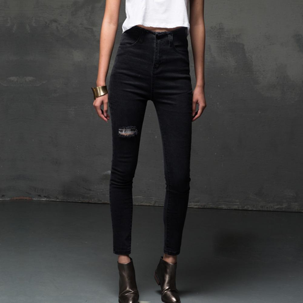 Best Black Skinny Jeans For Women - Jeans Am