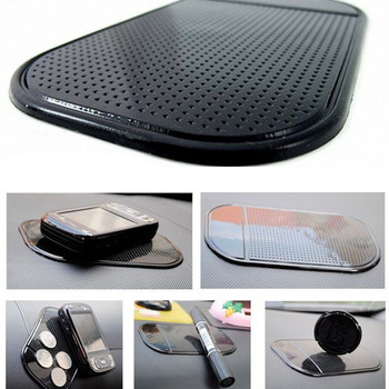 Best Car Mobile Holder Anti Slip Non Slip Mat For iPhone Mp3 Mp4 Car Accessories Sticky Pad