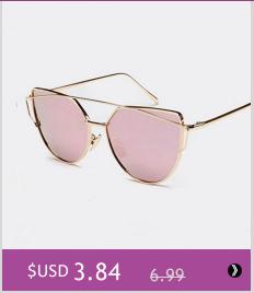 2016 Retro Round Women Sunglasses Fashion Brand Designer Vintage Ladies Sun Glasses for Women Glasses Oculos De Sol Female