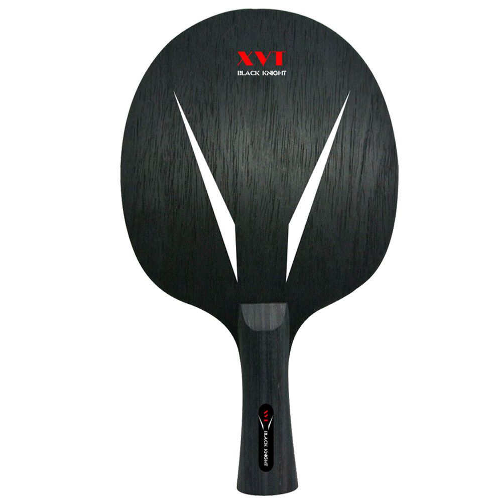 Sale xvt black knight 5 ply ayous table tennis blade ping pong blade table tennis bat free for Table tennis 6 0
