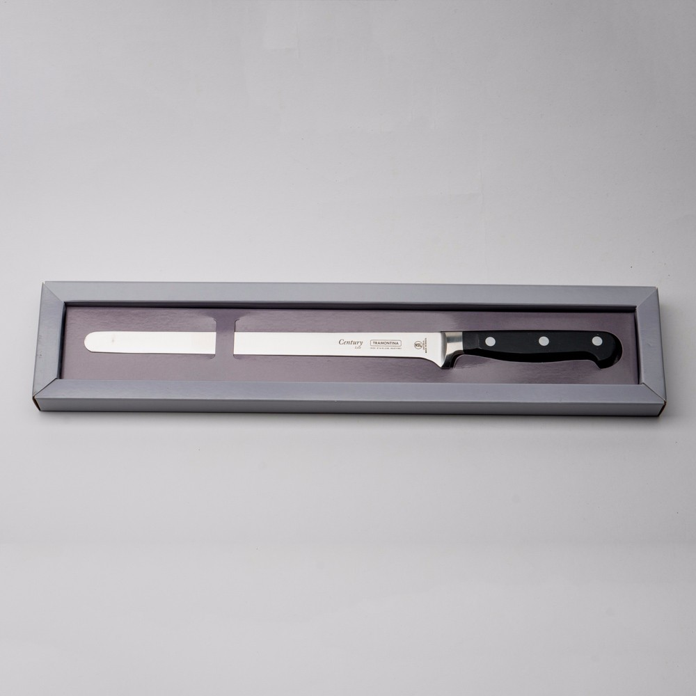 Buy TRAMONTINA CENTURY KNIFE HAM 10 '' 24013/010 high quality repair man discount kitchen knives chef 870-914 cheap