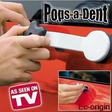 2015 New Car Dent Ding Damage Repair Removal Tool Pops Dent Black Glue Gun DIY Car Repair Tools Kit OPP BAG As Seen On TV(China (Mainland))