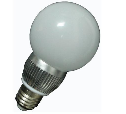 E14/E26/E27 base(please specify)3*1W led bulb;cool white;P/N:QP3W005