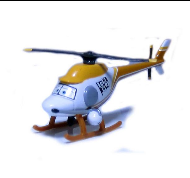 100% Original Pixar Cars Ron Hover Helicopters Metal Diecast Toy Car 1:55 Loose Brand New In Stock Free Shipping(China (Mainland))