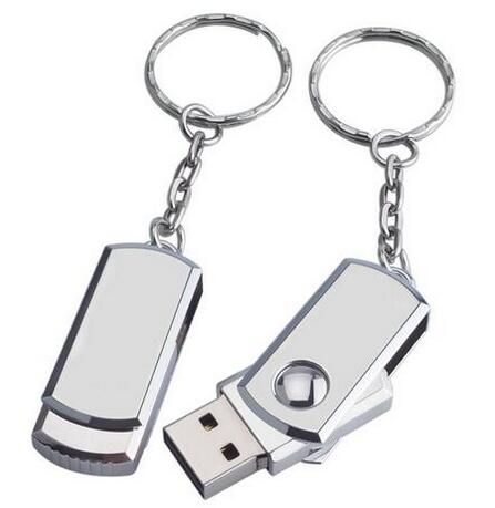 Super speed flash disk 64g silver metal 2.0 USB Flash Drive PenDrive 32g 128g 256g 512g Flash Drive USB2.0 Memory Stick Pendrive(China (Mainland))