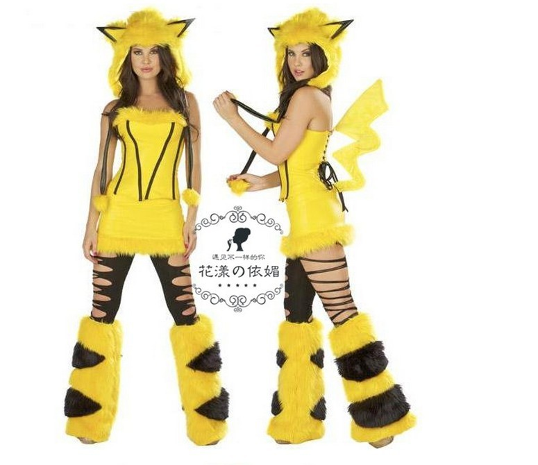 pokemon sexy girls popular pokemon costumes for girls buy cheap