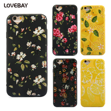 Buy Phone Case iPhone 7 7 Plus Creative Camera Protect Banana Flower Pattern iPhone 7 7 Plus 6 6s Plus 5 5s SE Case Cover for $1.28 in AliExpress store