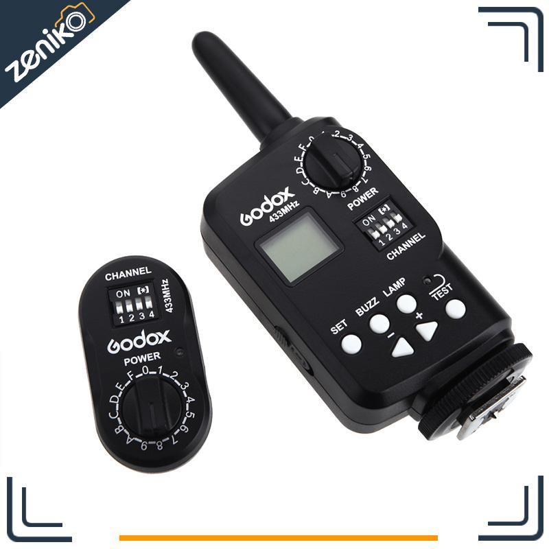 Godox FT-16 Wireless Remote Controller Flash Trigger for Godox Witstro AD180 AD360 Speedlite Flash for Canon Nikon Pentax Camera(China (Mainland))