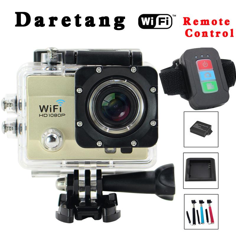 Daretang Sport Action Camera 4K ultra SJ9000 Wifi 2.0 Inch 16MP 1080P 170 Wide Angle Lens 4k  Waterproof 1080P 4k HD Waterproof<br><br>Aliexpress