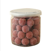 Hawthorn Shirley Ball 258g dried fruit candied hawthorn ball cans loaded snacks buy direct from china
