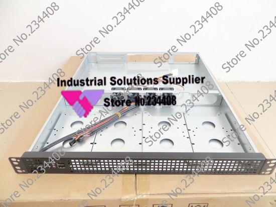 Big u520 1u serve IDC Storage cabinet PC board 4 hard drive 52(China (Mainland))