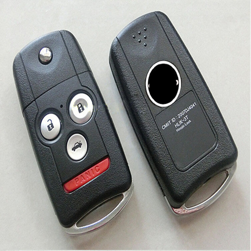 how to change car key battery acura