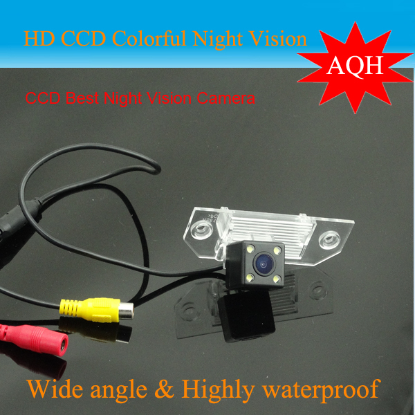 """Promotion CCD 1/3"""" Car Rear view Parking Back Up Reversing Camera For Ford- Focus Sedan (2) (3)/08/10 Night vision(China (Mainland))"""