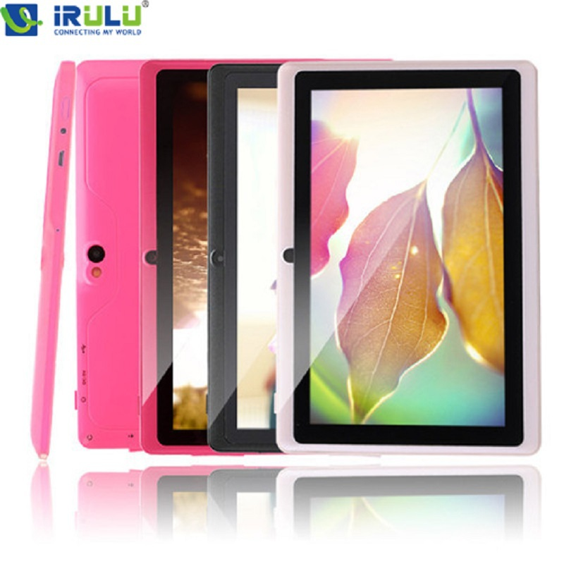 Free shipping 7 inch Dual core Q88 android 4.2 tablet pc allwinner A23 512M 8GB Capacitive Screen Dual camera WIFI External 3G