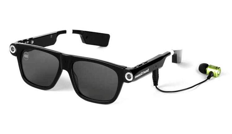 Dial Call Smart Glasses GPS Answer Call Smart Electronics Wearable Video Carrera