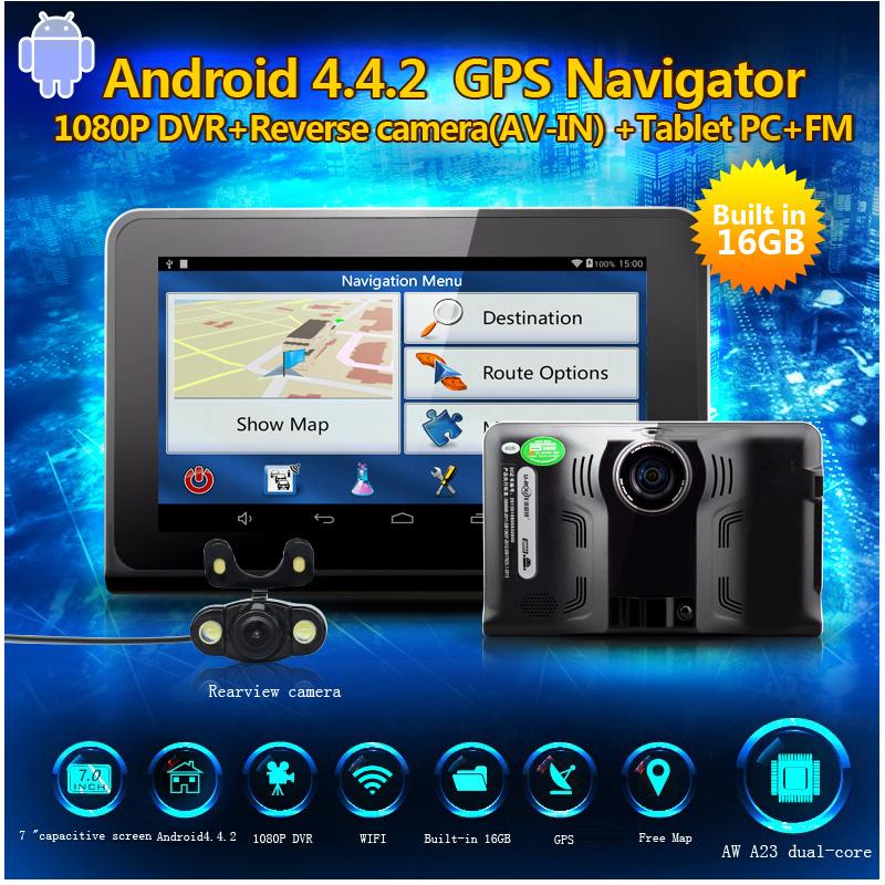 gps avec radar android