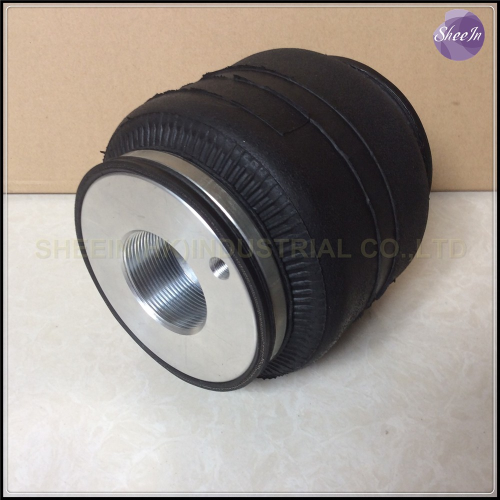 SN142146BL1-N/Fitted ISC coilover (Thread pitch52mm*2-49mm)Air suspension singleconvolute rubber airspring/airbag shock absorber<br><br>Aliexpress
