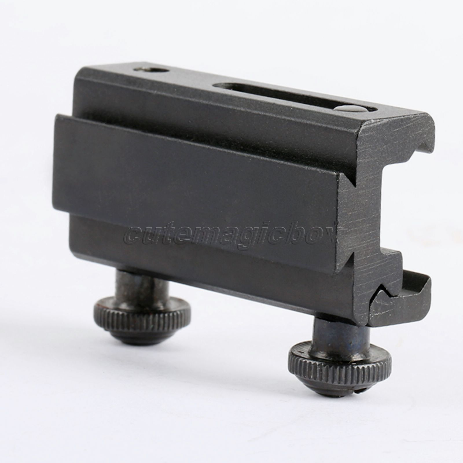 Hunting Tactical Alloy Dovetail Rail Extension 20mm to 11mm Picatinny Weaver Scope Mount Base Conversion Adapter(China (Mainland))