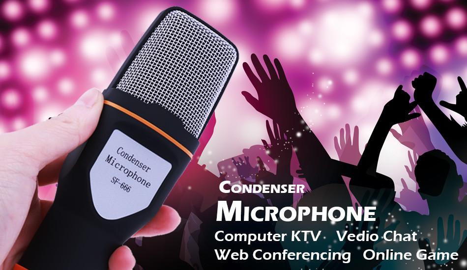 Микрофон Lemonbest  Mini PC microphone