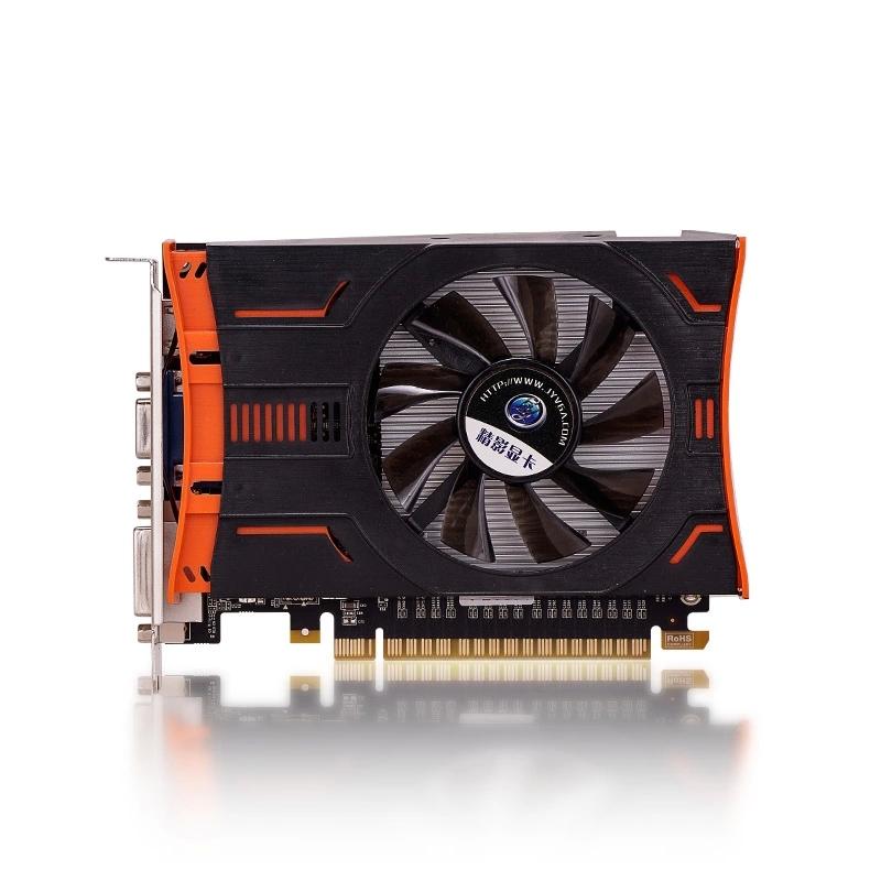 все цены на  Видеокарта для ПК NVIDIA GeForce GTX650 1G DDR5 128 384SP 1059/5000 1 100%  онлайн