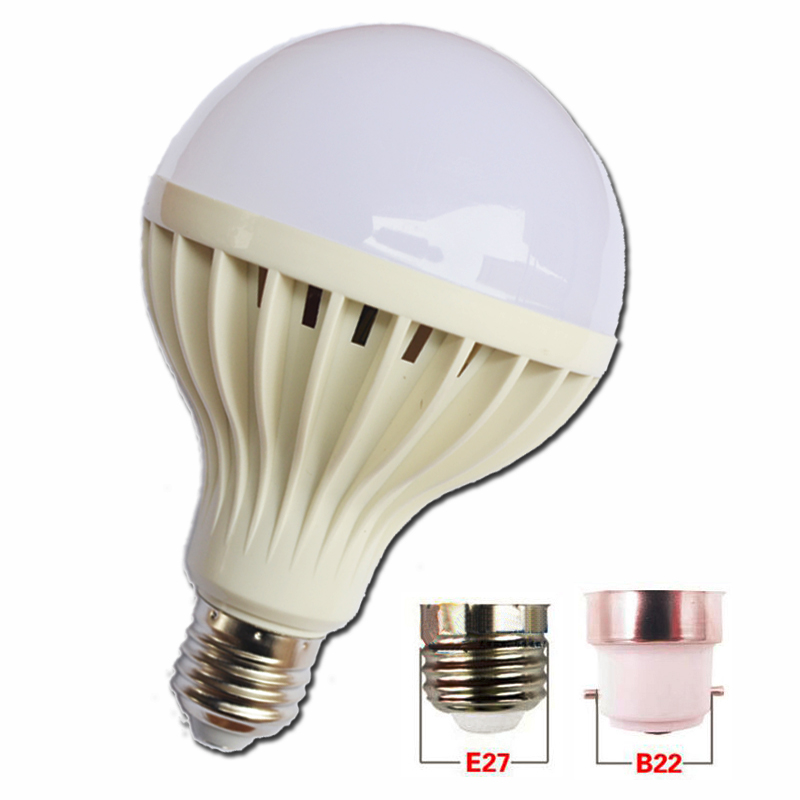 Led Bulb Smd 5730 Energy Saving Light Led Lamps B22 Led Lights 3w 5w 7w 9w 12w 15w 18w E27 110v
