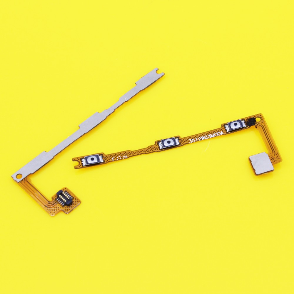 1X High quality Flex Cable Replacement Repair Spare Parts On Off Volume Up Down Key Button Switch for Xiaomi  Max Power WP-235