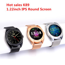 Buy GOLDENSPIKE K89 Smart Watch MTK2502C Bluetooth 4.0 Gesture Call Message Reminder Heart Rate Monitor Smartwatch Android IOS for $45.43 in AliExpress store