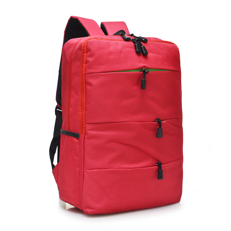 Backpack With Lots of Pockets Lady Multi Pocket Backpack