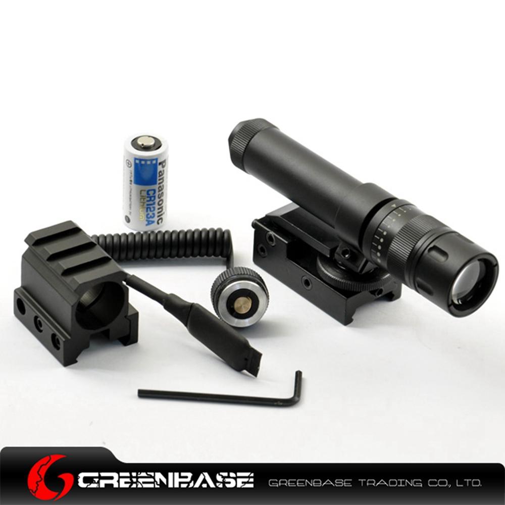 Подствольный оружейный фонарь Greenbase