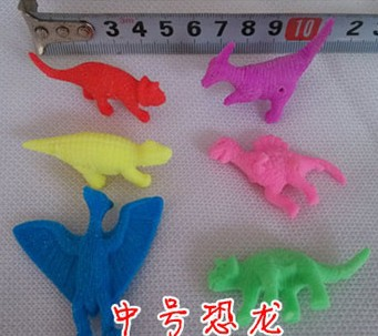 Physics teaching apparatus Dinosaurs and beast that can be expanded 3~5 times in water  Z978<br><br>Aliexpress