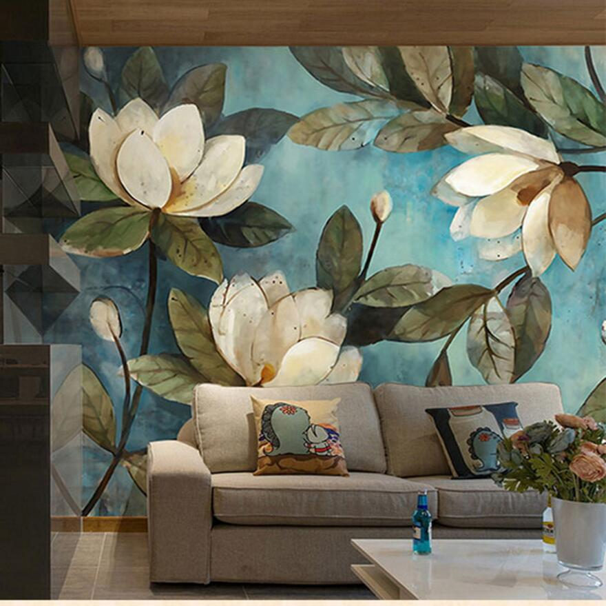 Compra murales de pared personalizado online al por mayor for Mural pared personalizado