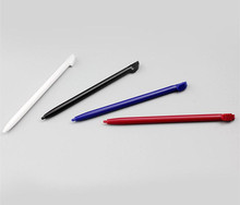 4 Colors New Compact Touch Pen Plastic Stylus Replacement For Nintendo 3DS XL/LL