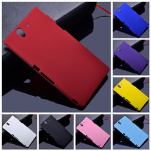 Buy Sony Xperia z case Ultra Thin Frosted Matte Hard PC Back Cover Sony xperia z c6603 L36H L36i c6601 c6602 Phone Cases for $1.89 in AliExpress store