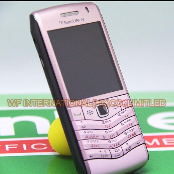 Original BlackBerry Pearl 9105 Mobile Cell Phone Smartphone Unlocked Refurbished(China (Mainland))