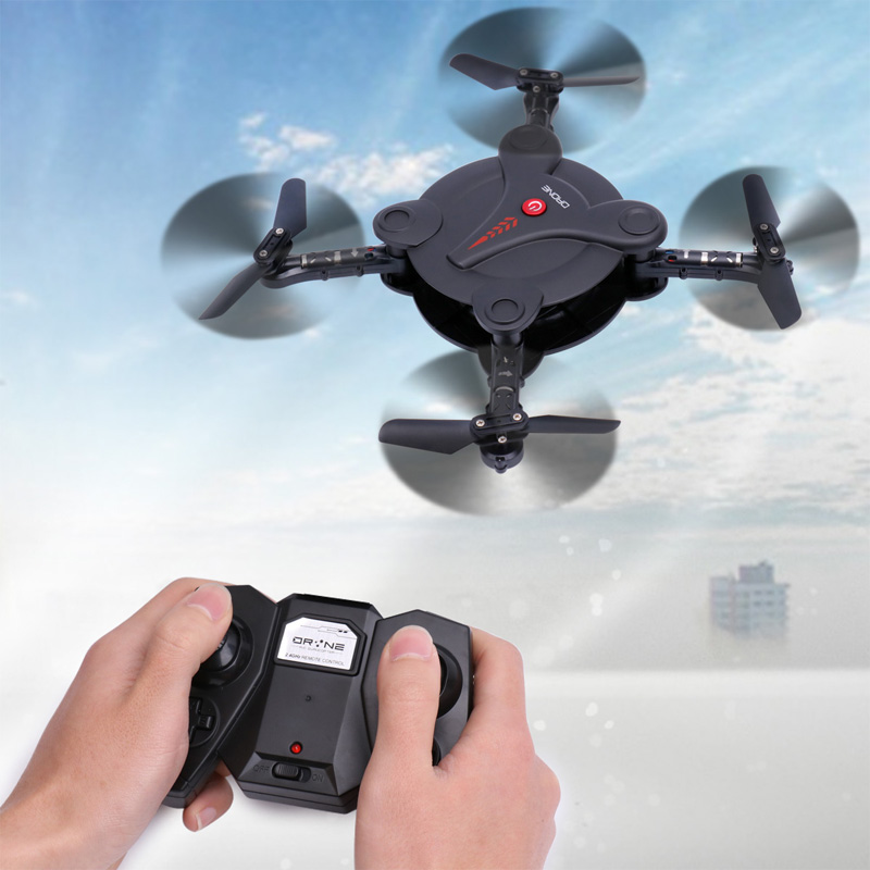 Original RC Quadcopter Without Camera Drone 2.4G 4CH 6 Axis Gyro Helicopter Flashing LED 360 Degree Rollover Mini-Drone X18