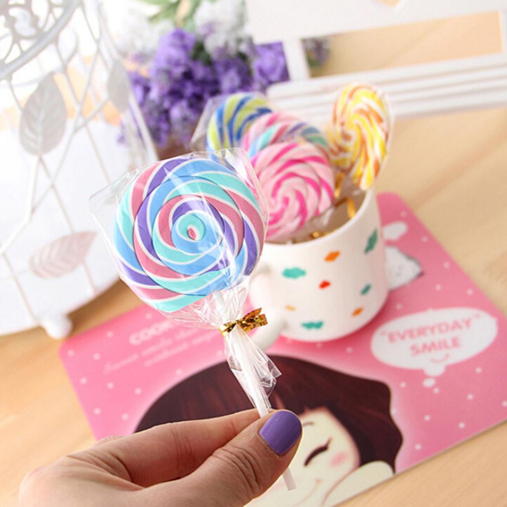 Best Wholesale Cute Cartoon Kawaii Lollipop Rubber Eraser Creative ...