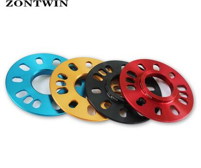 10MM Thickness 5-108 63.4 Wheel adapters Fox  Evoque wheel spacers free shipping<br><br>Aliexpress