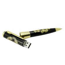 Luxury ballpoint pen USB stick 2GB 4GB 8GB 16GB 32GB