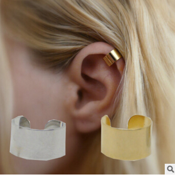 EJ 006 European and American trade fashion personality simple non-pierced ear cuff ear clip Ms. jewelry factory direct(China (Mainland))